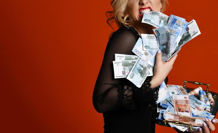 Фото №1 - А вот и в деньгах: сколько средств нужно россиянам для счастья