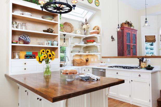 Фото №2 - Как интерьер кухни влияет на всю вашу жизнь