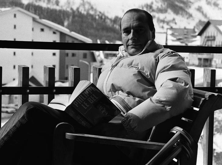 Фото №8 - Каким был Жак Ширак: 18 неформальных фото экс-президента Франции