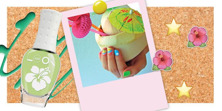 Фото №7 - 10 идей летнего маникюра