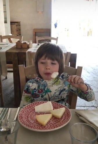 Фото №6 - Чем завтракают дети Пугачевой, Бони и других звезд: фото