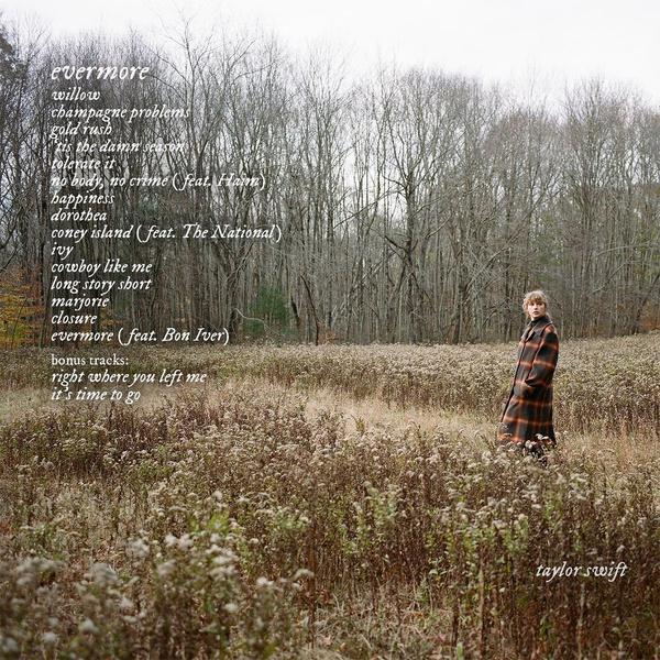 Фото №2 - Тейлор Свифт выпускает новый альбом— всего через 5 месяцев после предыдущего