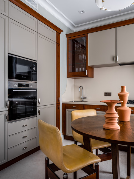 Фото №4 - Анфиладная квартира в сталинке 60 м²