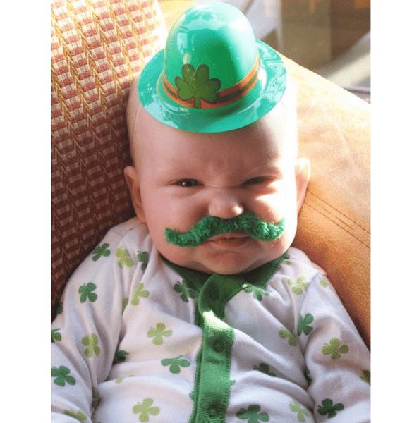 Фото №10 - Звездный Instagram: День святого Патрика