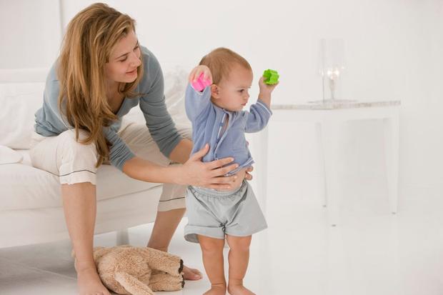 первые шаги ребенка возраст