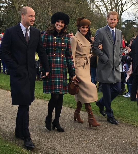 Фото №8 - Бедная Меган: 7 фактов о королевской рождественской службе в Сандрингеме