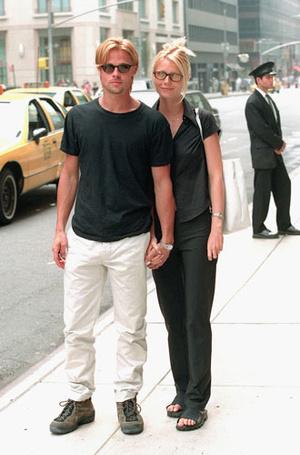 Фото №5 - Самые стильные звездные пары 90-х