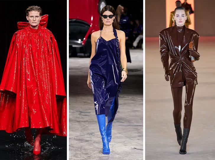 Фото №4 - 10 трендов осени и зимы 2020/21 с Недели моды в Париже