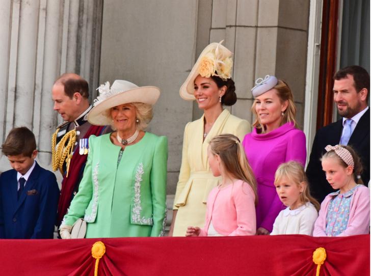 Фото №2 - Тайная подруга Кейт: почему герцогиня может лишиться своей союзницы