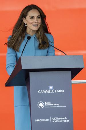 Фото №5 - Как герцогиня Кембриджская изменилась за последний год (и почему)