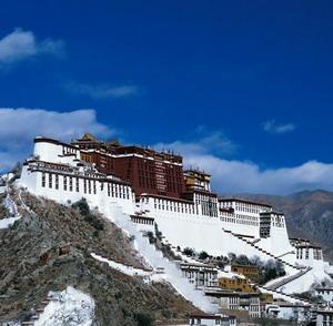 Фото №1 - Рост туризма в Тибете