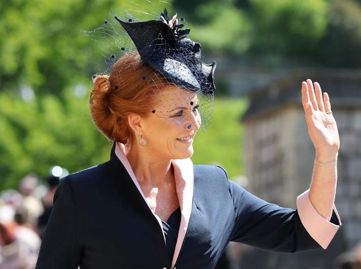 Фото №8 - Герцогиня Йоркская возвращается в королевскую семью