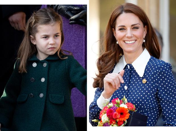 Фото №1 - Бьюти-привычка, которую принцесса Шарлотта уже переняла у герцогини Кейт