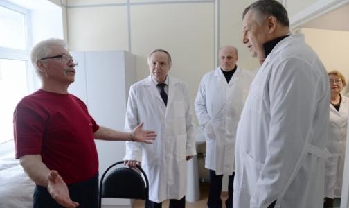 Фото №1 - Спустя 20 лет в Ленобласти достроили корпус для химиотерапии