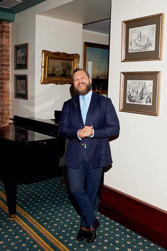 Фото №3 - Как прошел ужин в отеле «Кемпински мойка 22» в честь презентации фильма «Temptation»
