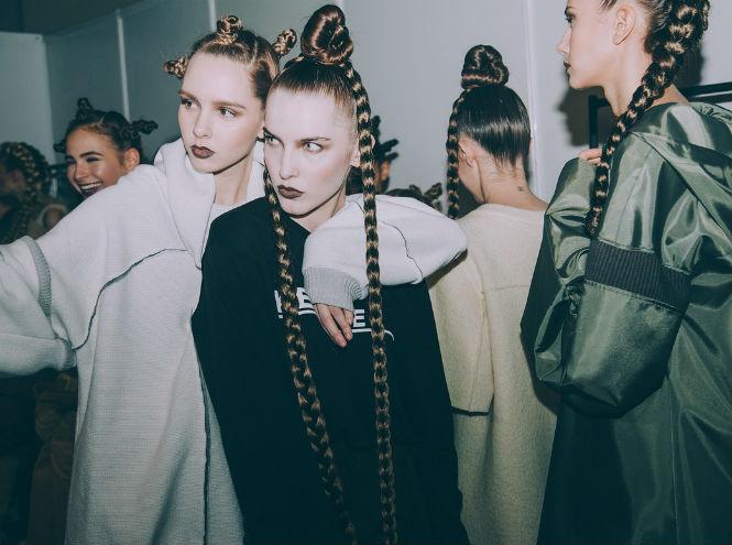 Фото №20 - Четвертый день Mercedes-Benz Fashion Week Russia 2017