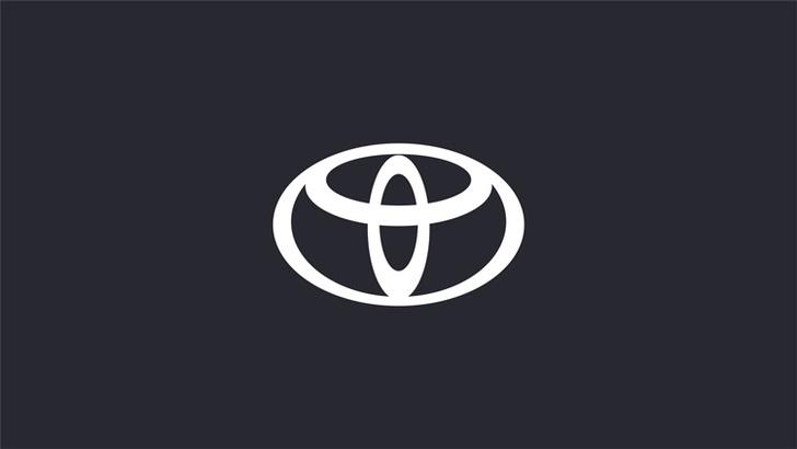 Фото №2 - Toyota обновила фирменный логотип. Но сразу это и не заметишь