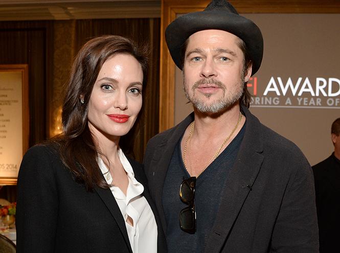 Фото №3 - Стратегия развода Бранджелины: 2:0 в пользу Джоли