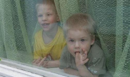 Фото №1 - Дети выпадают из окон из-за москитной сетки