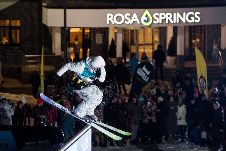Фото №2 - Tinkoff Rosafest 2020: полный гид по самому снежному фестивалю страны