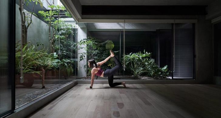 Фото №7 - Квартира на цокольном этаже в Тайбэе