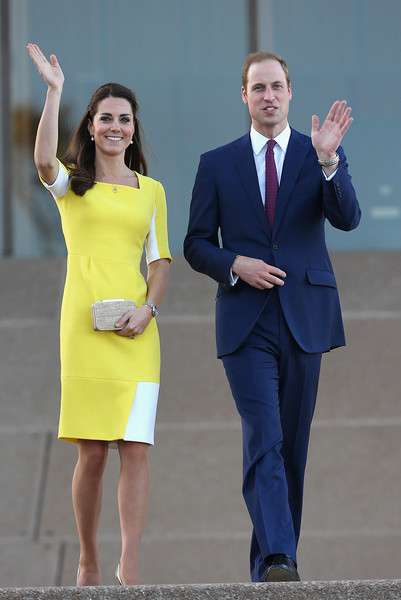 Фото №13 - Кейт Миддлтон в Австралии: наряды герцогини