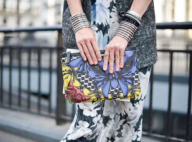 Фото №13 - Неделя Высокой моды в Париже: Street style