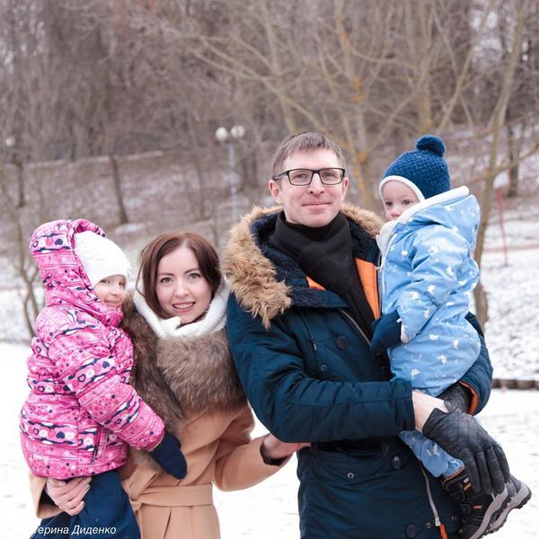 Фото №1 - Муж известного блогера Екатерины Диденко погиб на ее день рождения