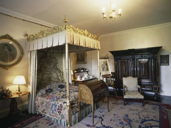 Фото №5 - Тайные комнаты: как выглядят спальни Виндзоров