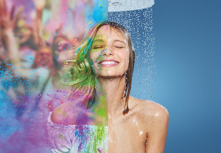 Фото №1 - Душ для души: роль ванной комнаты в нашей жизни