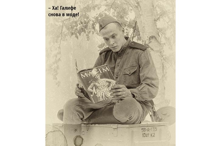 Фото №1 - Юра Борисов: Я не хотел больше сниматься в военном кино, но снялся в «Калашникове»