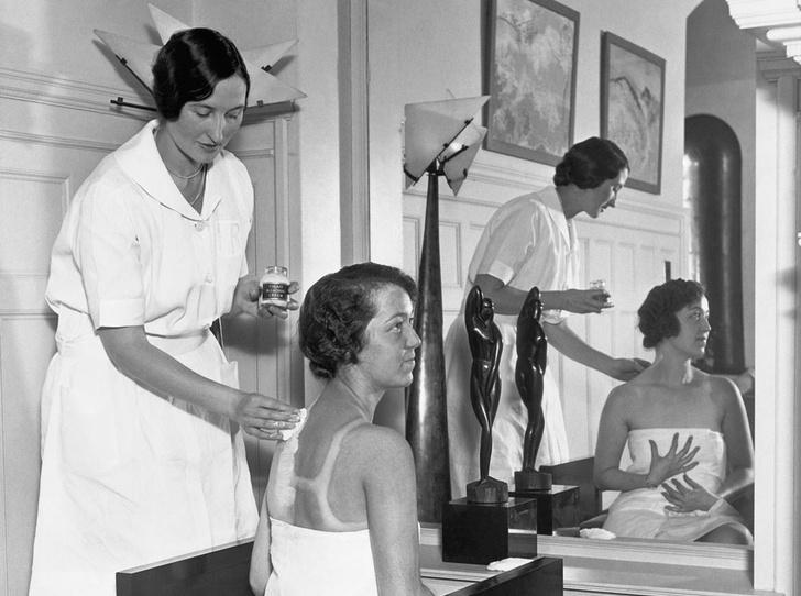 Фото №6 - Как Элена Рубинштейн построила карьеру на мамином креме
