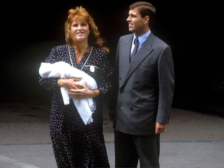 Фото №3 - Почему беременность старшей дочерью стала самым грустным временем для Сары Фергюсон