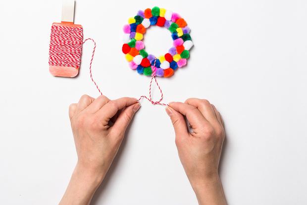 Фото №18 - Делаем новогодние украшения своими руками