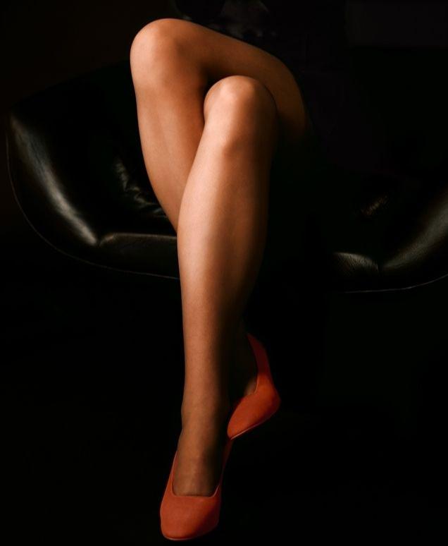 Фото №5 - Язык женских ног: определи характер девушки по тому, как она сидит
