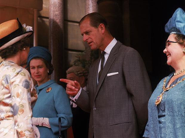 Фото №2 - Назад к корням: как прошел первый визит принца Филиппа в СССР