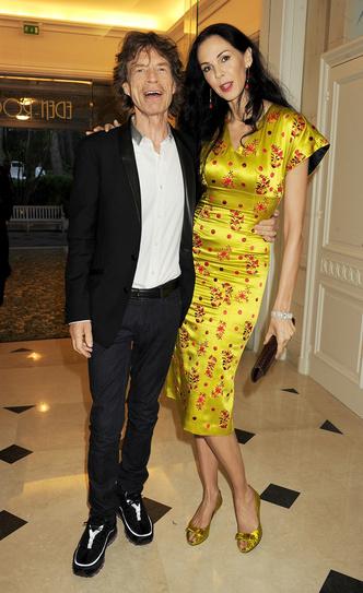 Фото №4 - Звездный дизайнер и подруга Мика Джаггера: самые роскошные наряды Л'Рен Скотт