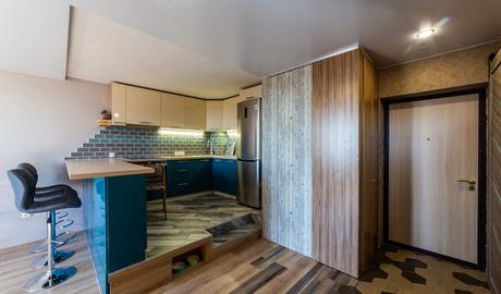 Квартира-конструктор на Краснолесье
