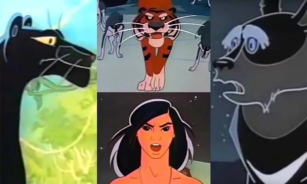 Фото №1 - Англичане сравнили советский мультфильм «Маугли» с диснеевским: наш им понравился больше