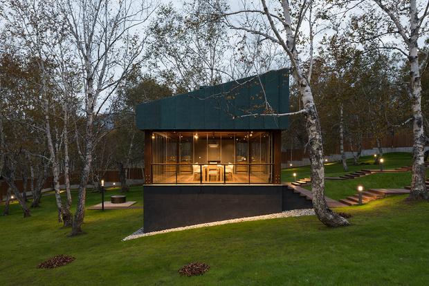 Фото №16 - Виллы на Камчатке: проект бюро Gikalo Kuptsov Architects