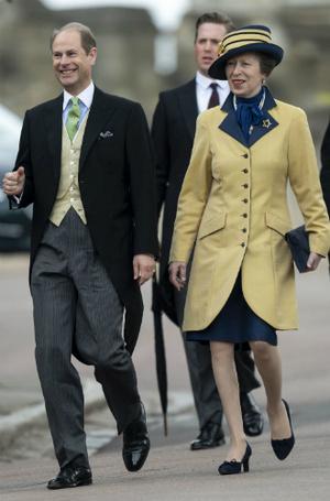 Фото №19 - 10 самых стильных гостей на свадьбе Леди Габриэллы Виндзор