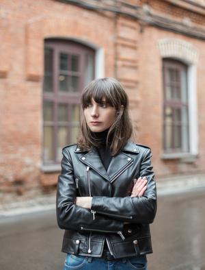 Алина Пинская, основатель и арт-директор галереи «Палисандр».