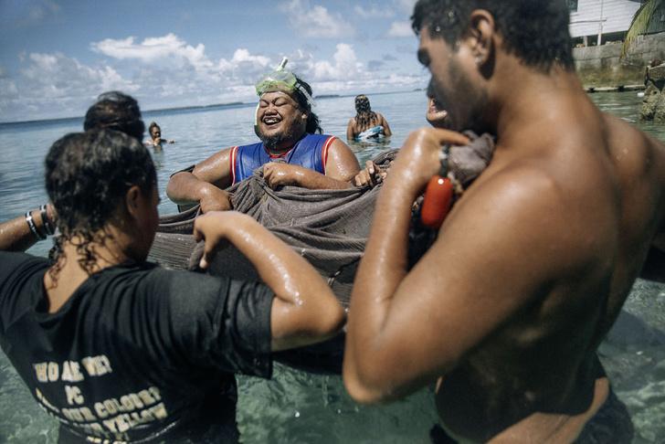 Фото №4 - Остров везения: фоторепортаж из Токелау