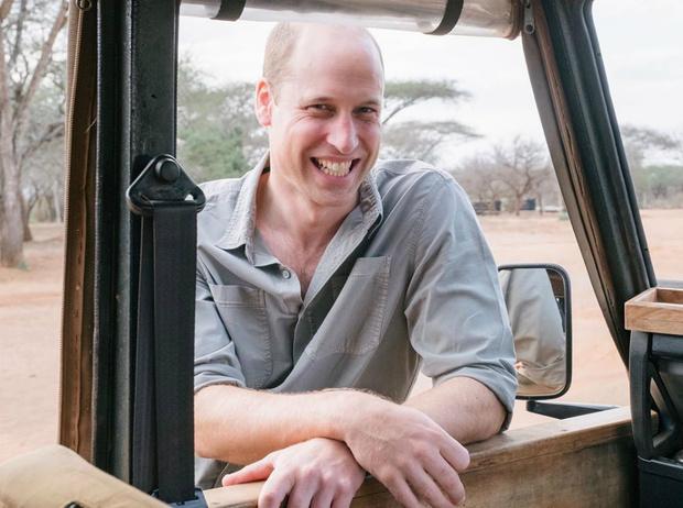 Фото №1 - Какой подарок принц Уильям получил от Кейт и детей