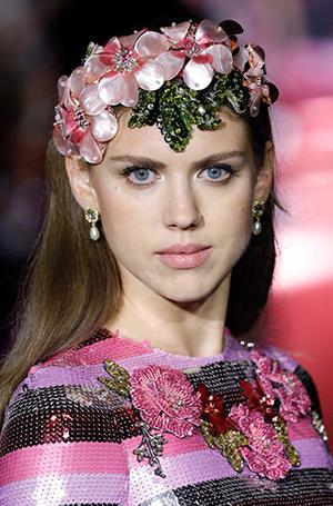 Фото №16 - Аристократки на секретном показе Dolce & Gabbana в Милане