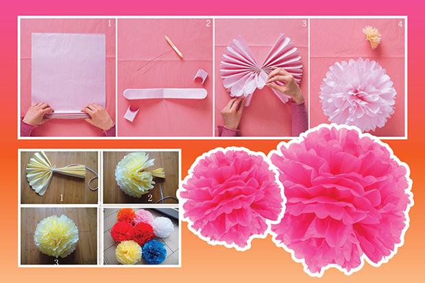 Фото №4 - 5 бумажных украшений для вечеринки