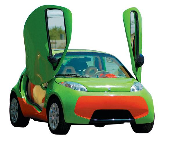 Фото №1 - Автомобиль для дона Педро