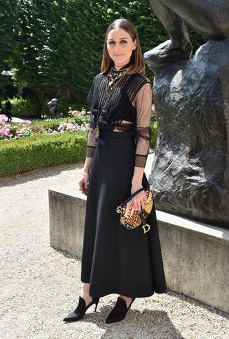 Фото №78 - Карли Клосс, Наталья Водянова и другие на кутюрном показе Dior FW18-19