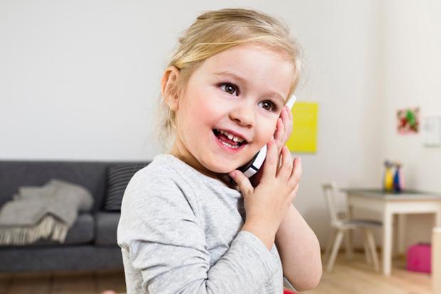 Фото №1 - Малыш на связи: мобильный телефон для ребенка