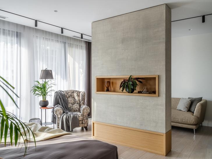 Фото №9 - Квартира 180 м² с видом на море в Сочи